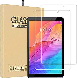 Lusee 2 Pièces Verre Trempé pour Huawei MatePad T8 8.0 Tablet Film Protection écran [9H Verre Dur] [HD Clair] [Anti Rayure...