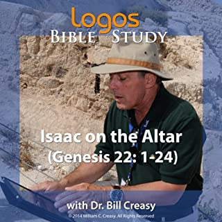 Isaac on the Altar (Genesis 22: 1-24) cover art