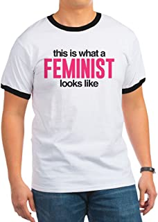 Best feminist ringer tee Reviews