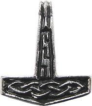 Asgard Viking Pagan Pewter Small Thor's Hammer Pendant