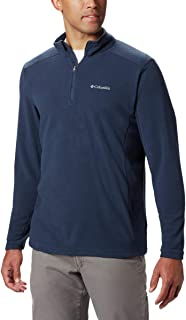 Columbia Men's Klamath Range Half Zip Fleece