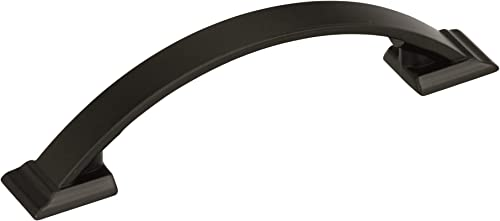 "high quality Amerock online BP29355BBR online Candler 3-3/4"" (96 mm) Center Cabinet Pull, 3-3/4 inch (96 Millimeter) Center-to-Center, Black Bronze online"