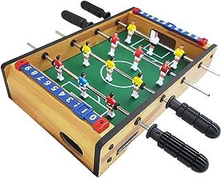 جدول كرة القدم Children Table Football, Portable Mini Wooden Soccer Table Game, Foosball Games For Lounge And Family Actives