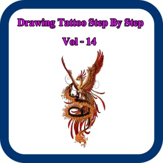 Drawing Tattoo Step By Step Vol - 14