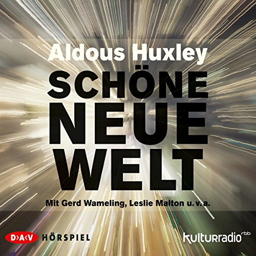 Schöne neue Welt                   By:                                                                                                                                 Aldous Huxley                               Narrated by:                                                                                                                                 Gerd Wameling                      Length: 1 hr and 57 mins     Not rated yet     Overall 0.0
