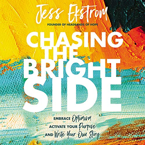 Chasing the Bright Side audiobook cover art