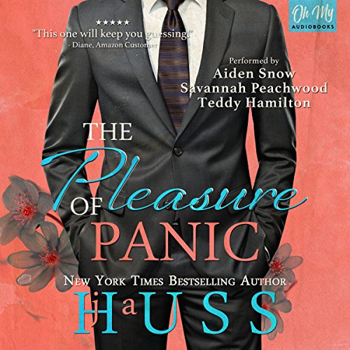 The Pleasure of Panic audiobook cover art