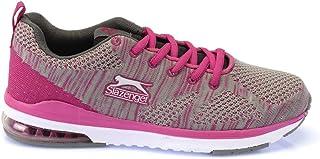 Slazenger BOCCA Koşu & Yürüyüş Kadın Ayakkabı Gri/Fuşya
