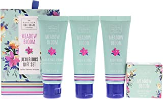 Scottish Fine Soaps Meadow Bloom Luxurious Gift Set