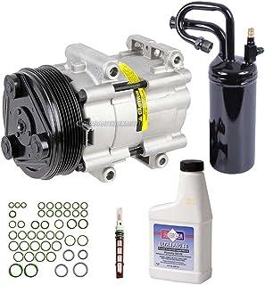 AC Compressor & A/C Repair Kit For Ford Ranger Explorer Mazda B3000 B4000 Mercury Mountaineer V6 - BuyAutoParts 60-80126RK New
