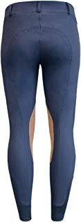 ELATION Show Breeches for Women Platinum Chelsea – Ladies Hunter Breeches for Incredible Performance Breeches, Comfort and Style