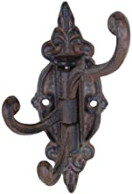 Esschert LH143 - Gancho Giratorio, marrón Antiguo
