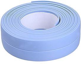 Wusfeng LHongBin-Sealing Strip 3.2M Tap Sink Zelfklevende Schimmel en Waterdichte Caulk Reparatie Tape, Badkamer Tape Douc...