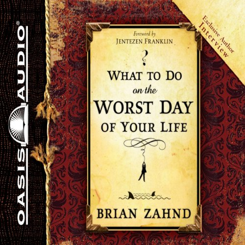 What to Do on the Worst Day of Your Life audiobook cover art