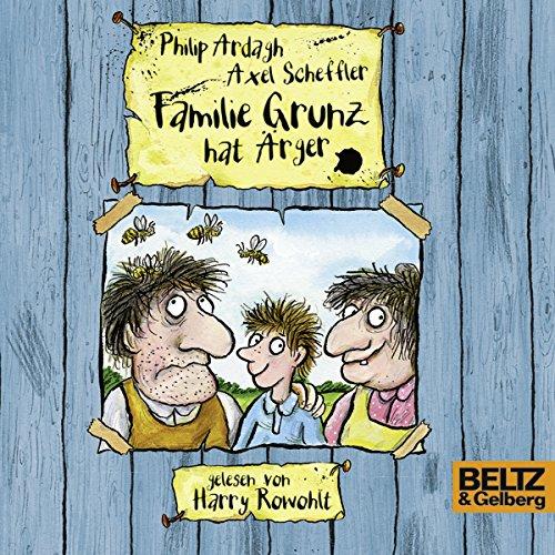 Familie Grunz hat Ärger cover art
