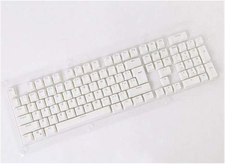 M5RU Keycap Overseas parallel import regular item Mechanical Keyboard 104-key PBT Space Key Limited time cheap sale Ca