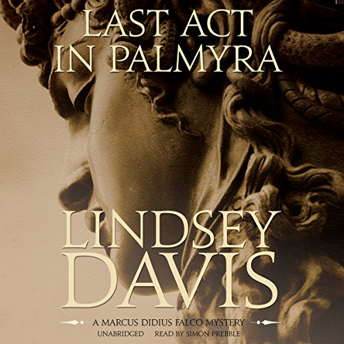 Last Act in Palmyra audiobook cover art