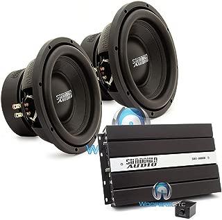pkg Pair of Sundown Audio E-10 V.3 D4 10