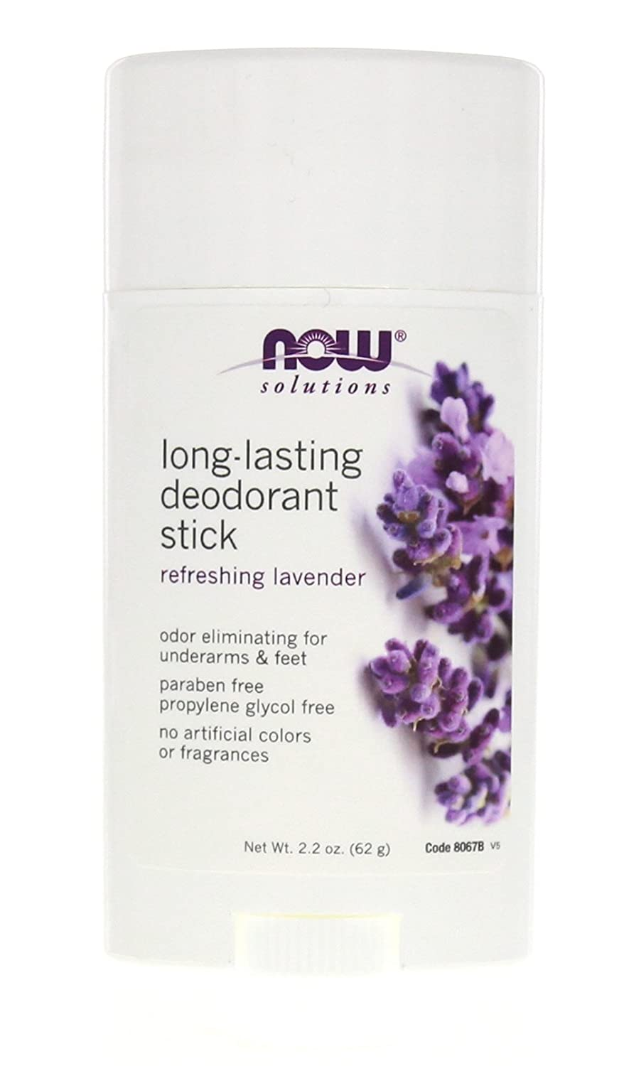 NOW Foods Deodorant Stick Free shipping on posting reviews OZ Japan's largest assortment 2.2 Lasting Long