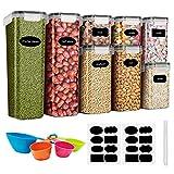 Baozun Tarros de almacenamiento para cereales, caja de almacenamiento para...