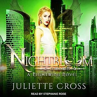 Nightbloom: A Dragon Fantasy Romance audiobook cover art