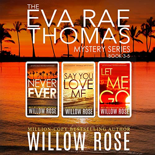 The Eva Rae Thomas Mystery Series: Book 3-5 Titelbild