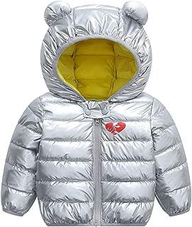 Hiver Bébé Fille Vêtements Polaire Manteau Pageant Chaud Veste Noël Combinaison de ski Outerwea