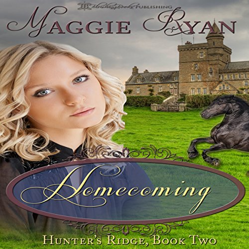 Homecoming     Hunter's Ridge, Book 2              By:                                                                                                                                 Maggie Ryan                               Narrated by:                                                                                                                                 Phaedra London                      Length: 8 hrs and 52 mins     9 ratings     Overall 4.1