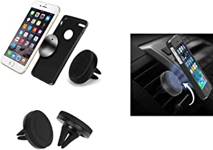 Cell-Stuff Magnetic Car Holder for Compatible w/LG Stylo 4 Plus and Similar Size Cell Phones Dash Holder