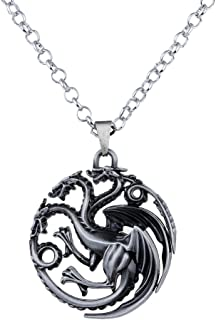 game of thrones pendant necklace