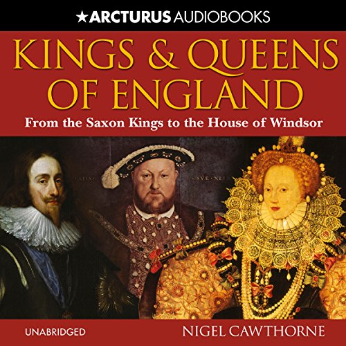 Kings and Queens of England cover art