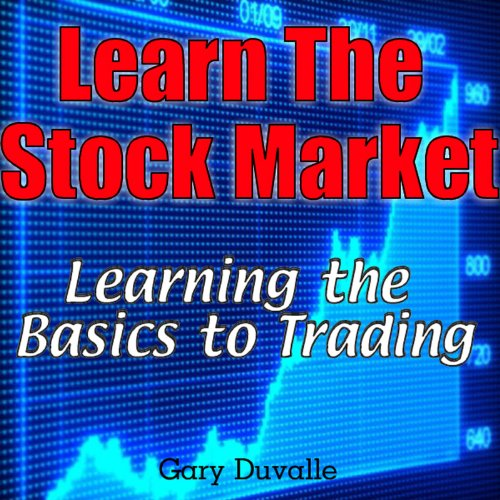 Learn the Stock Market audiobook cover art