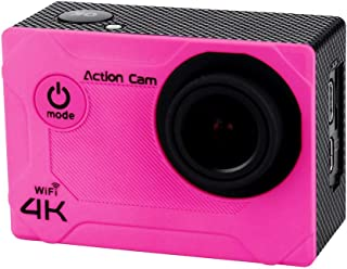 NEW Updated Waterproof Sport Action Camera with WiFi, Ultra 4K Full HD 1080P Waterproof DVR Sports Camera WiFi Cam DV Action Camcorder for Underwater Photography by Souqgreen