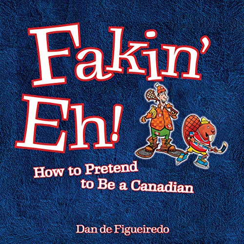 Fakin' Eh cover art