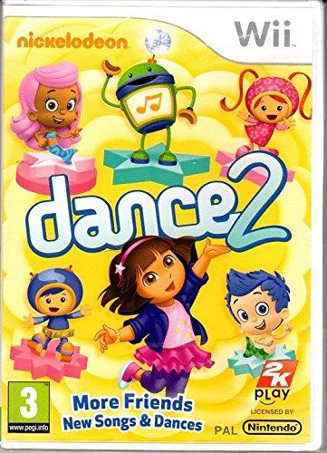 Nickelodeon Dance 2 (Nintendo Wii) [Importación Inglesa]