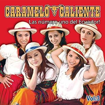Las Numero Uno del Ecuador, Vol. 3