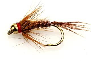 ICE FLIES Available in size 8-16 Pheasant tail 4-pack BH.