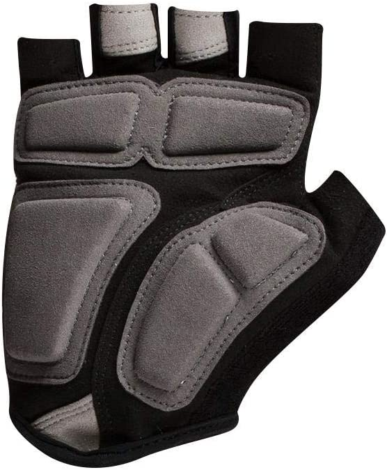 Pearl Izumi Mens Select Short Finger Gloves Black//Screaming Green Medium