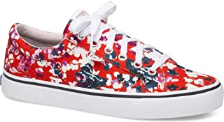 Women's Jump Kick Floral Sneaker