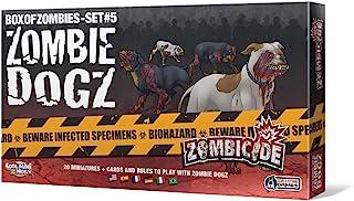 Z-man Games Spanien bordsset, färg (zombie dogz)