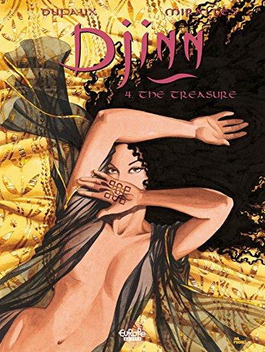 Djinn - Volume 4 - The Treasure (English Edition)
