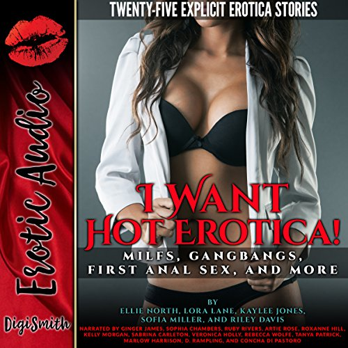 I Want Hot Erotica! cover art
