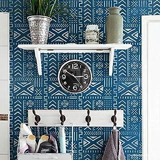 Designer Stencils The Mad Stencilist Bamboo Wall Stencil; TMS708