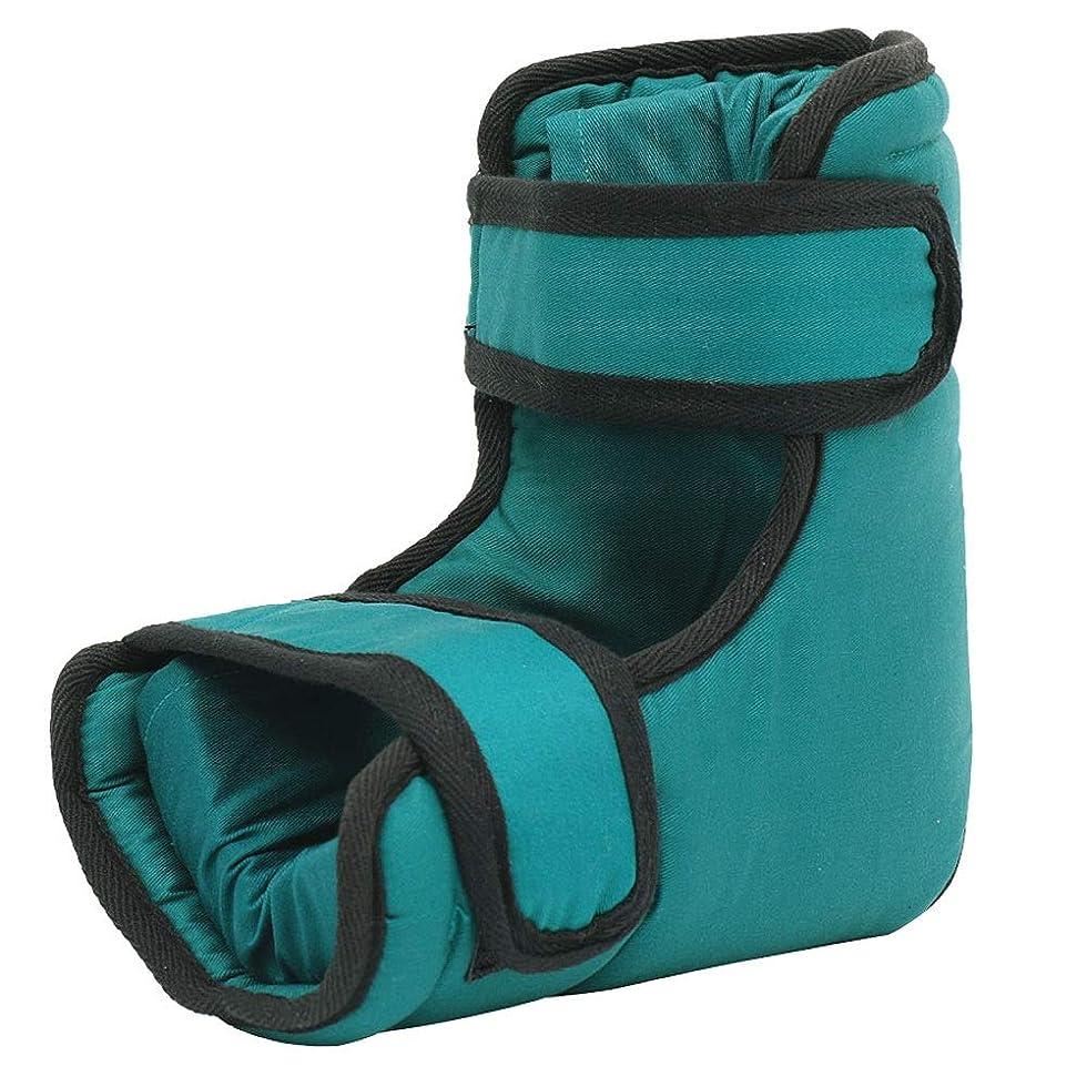 温度素子その間TONGSH かかとの枕、かかとのブーツ、足底筋膜炎、アキレス腱炎、かかとの拍車、かかとプロテクターの靴、荷を下すかかとと足首のプロテクター