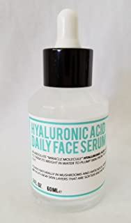 The Herbiarie Hyaluronic Acid Daily Face Serum - Botanical Based Skincare