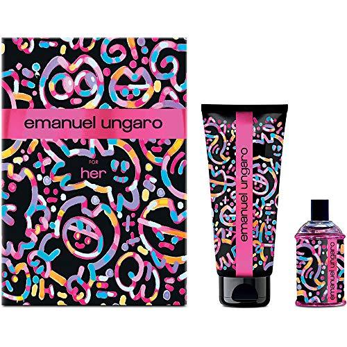 Emanuel Ungaro For Her - Eau De Parfum Set
