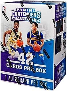 2018 19 panini contenders draft picks basketball cards