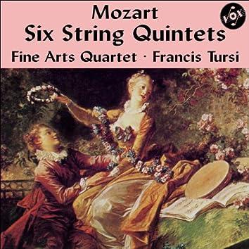 Mozart: Six String Quintets (Complete) [Vox Reissue]