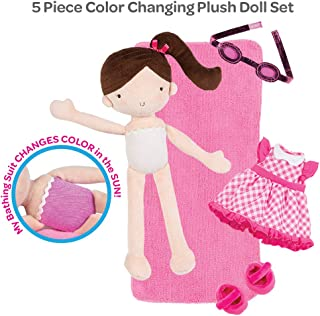 Adora Interactive Doll with UV Light Activated Bathing Suit - 12