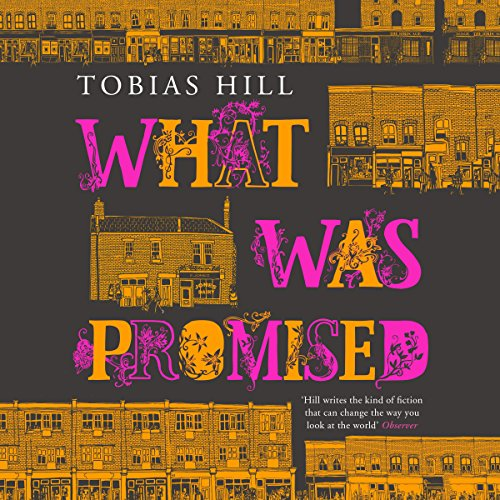 What Was Promised audiobook cover art